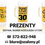SKLEP SZALONY.PL - prezenty, upominki, gadżety, dekoracje, balony - Gdynia, Skwer Kościuszki 17/19c