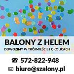 SKLEP SZALONY.PL - wypuszczanie balonów z siatki - Trójmiasto - Gdynia, Skwer Kościuszki 17/19cwyp