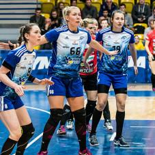 Monika Kobylińska, Joanna Szarawaga i Joanna Kozłowska