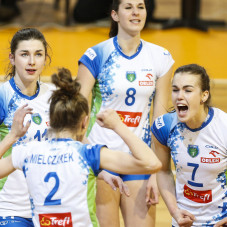 Justyna Łukasik i Magdalena Damaske