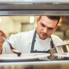 Paweł Stawicki - szef kuchni Mercato
