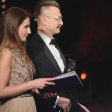 Agnieszka Oszczyk i Jerzy Snakowski