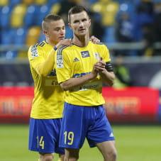 Michał Nalepa i Miroslav Bożok