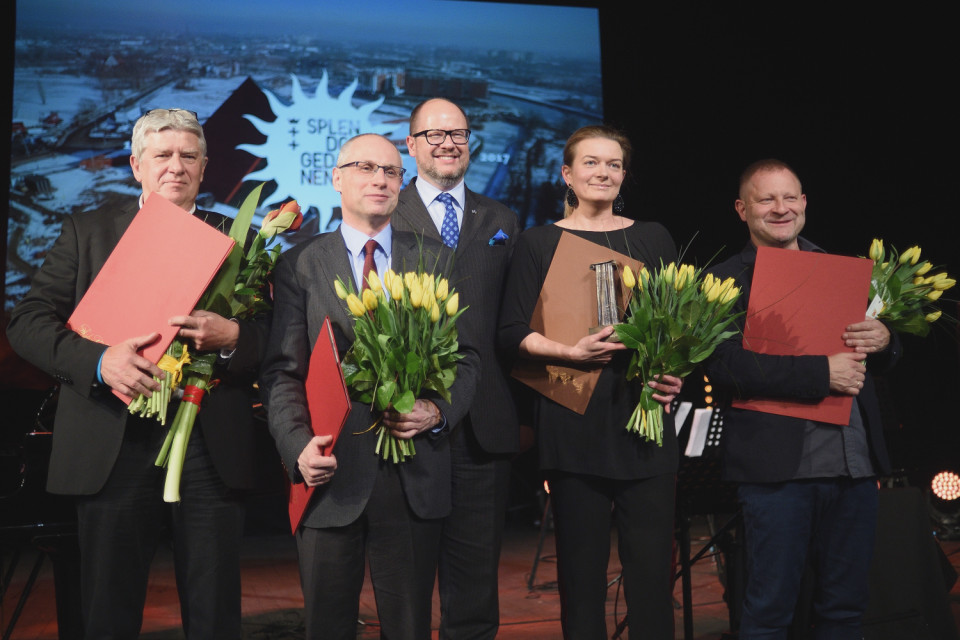 Laureaci nagrody Splendor Gedanensis