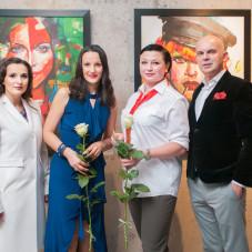Anna Szubert, Dominika Żurawska, Artur Dariusz Krajewski