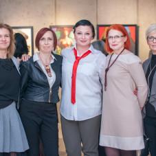 Małgorzata Gosz, Dominika Żurawska, Katarzyna Ambroziak, Elżbieta Konieczna Karuzela Pasji