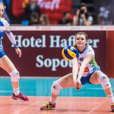 Klaudia Kulig i Monika Fedusio
