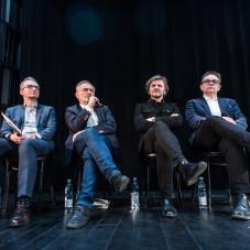 Jarosław Wojciechowski, Wojciech Szczurek, Jarosław Suchan, Krzysztof Dudek