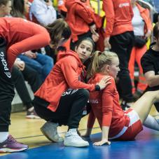 Magdalena Stanulewicz i Katarzyna Janiszewska