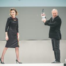 Nagroda Grand Prix oraz Nagroda Targów Amberatif dla Jarosława Westmarka