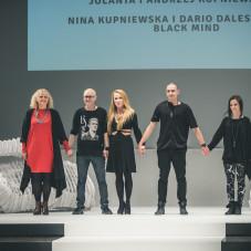Magdalena Arłukiewicz, Jolanta i Andrzej Kupniewscy, Nina Kupniewska i Dario Alessandro