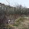 Teren przy ulicy Chmielnej