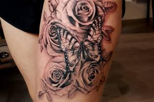 Ozdabiają Każdą Część Ciała O Tatuażach Intymnych
