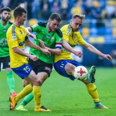 Miroslav Bożok, Grzegorz Bonin i Adam Marciniak