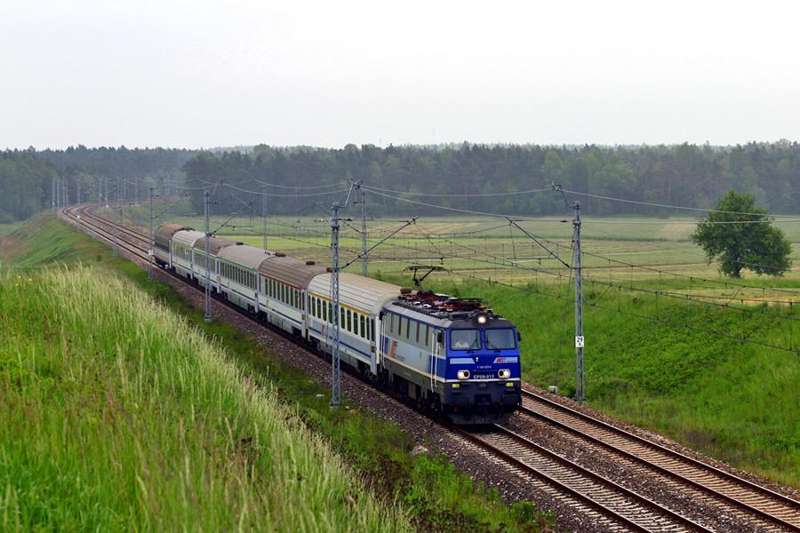 podg Sprowa - podg Starzyny, 26.05.2016r.
