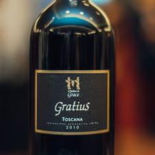Gratius Magnum 2010 został wylicytowany za 510 zł - Vini e Affini