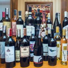 Wina przeznaczone na licytację