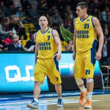 Krzysztof Szubarga i Filip Put