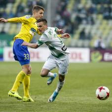 Damian Zbozień i Sławomir Peszko