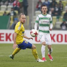Dominik Hofbauer i Rafał Wolski