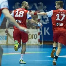 Paweł Niewrzawa i Jacek Sulej