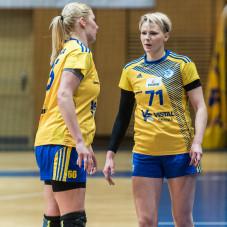 Joanna Szarawaga i Martyna Borysławska