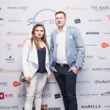 Aleksandra Berecka i Karol Nadolski