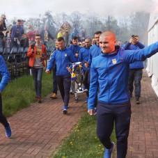 Feta Arki z Pucharem Polski