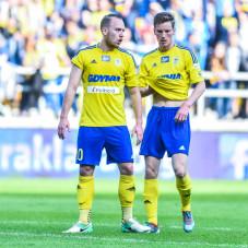 Dominik Hofbauer i Tadeusz Socha