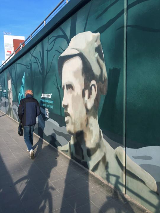 Murale Gdańska - Wrzeszcz
