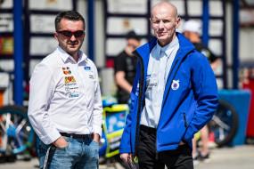 Mirosław Kowalik i Jacek Krzyżaniak