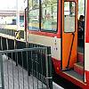 Trzywagonowe tramwaje już na torach