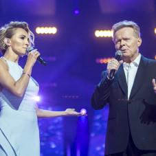 Anna Wyszkoni i Michał Bajor