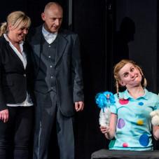 Barbara Franczak-Kulig, Tomasz Waberski i Maria Dorenda