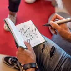 Autograf od Sławomira Peszko