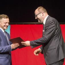 Tomasz Kobiela I Paweł Adamowicz
