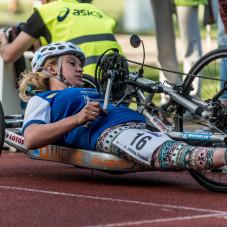Katarzyna Zubowicz, 1500 metrów wózki