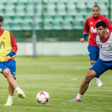 Denis Suarez i Diego Gonzalez Polanco