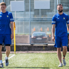 Michał Żebrakowski i Tomas Kosut