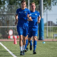 Michał Marcjanik i Adam Marciniak