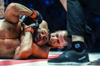 Świetne MMA. Zobacz foto z Ergo Areny