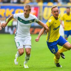 Piotr Celeban i Adam Marciniak