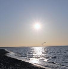 Wyspiarka natura skąpana w słońcu