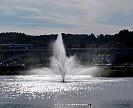 Fontanna na Zbiorniku Srebrniki