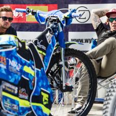 Anders Thomsen i Troy Batchelor