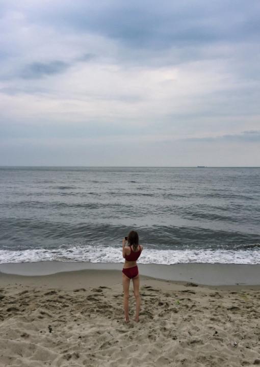 Plaża Polanka Redłowska