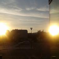 Dwa Słońca nad Gdynią