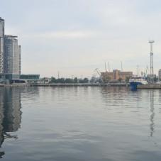 Nabrzeze w Gdyni
