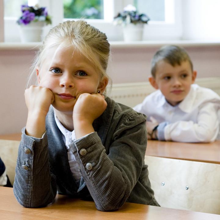 Pierwszy dzień w szkole - ciężko będzie?