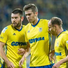 Grzegorz Piesio, Rafał Siemaszko i Michał Marcjanik
